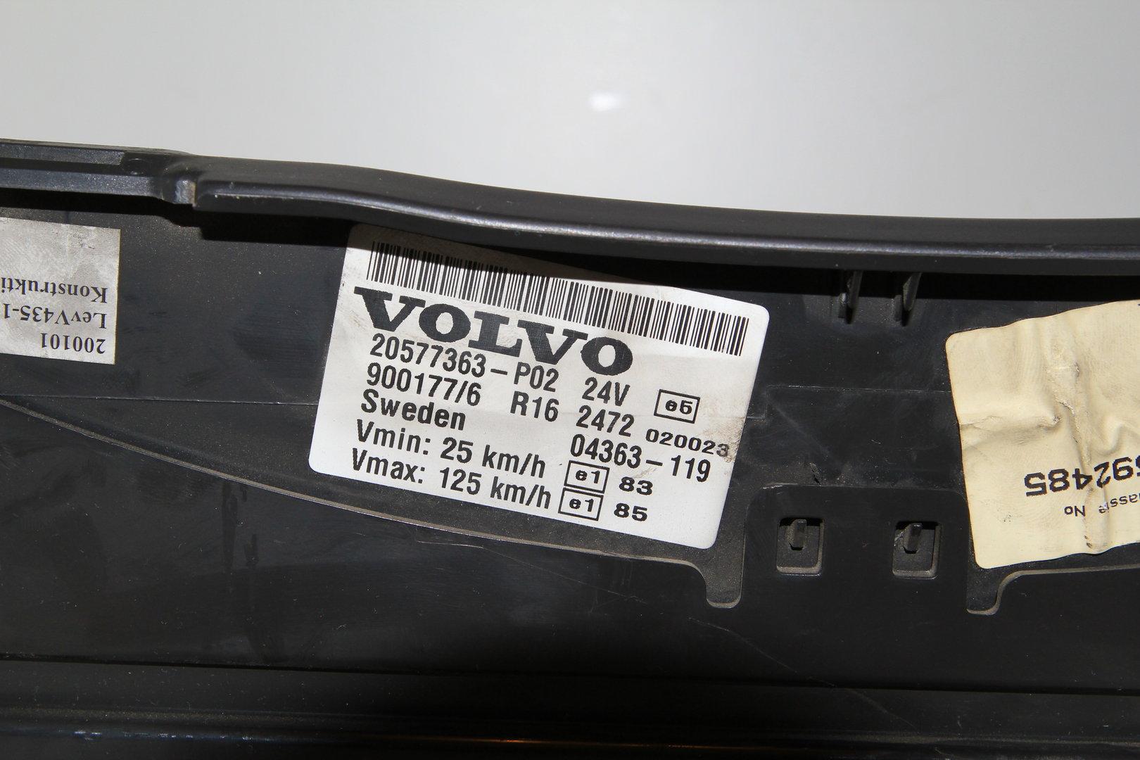 Volvo Huolto-Ohjelma